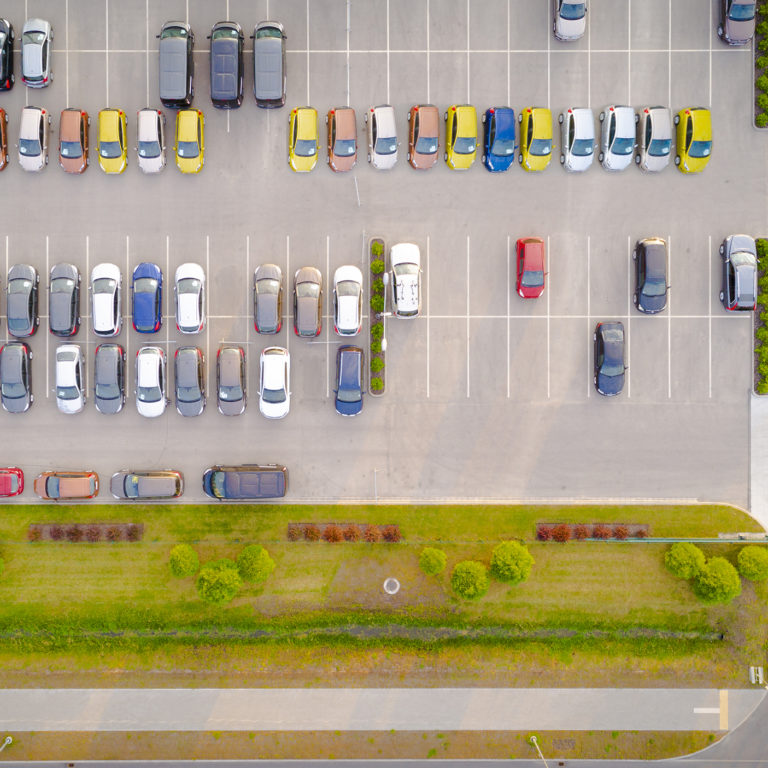 acheter des places de parking
